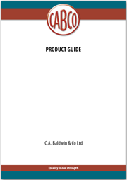 CA Baldwin catalogue