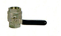 NoTap Big Clamps for 1 1/2 inch ball valave outlet 2