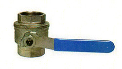 NoTap Big Clamp for 2 1/2in ball valve outlet - Image 2